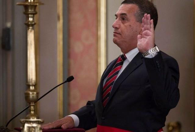 Peru's Interior Minister has 17 advisors