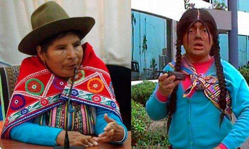 'Racist' TV show to air again in Peru