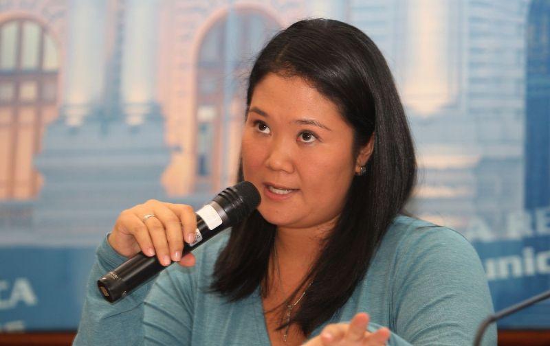 Profile of Keiko Fujimori
