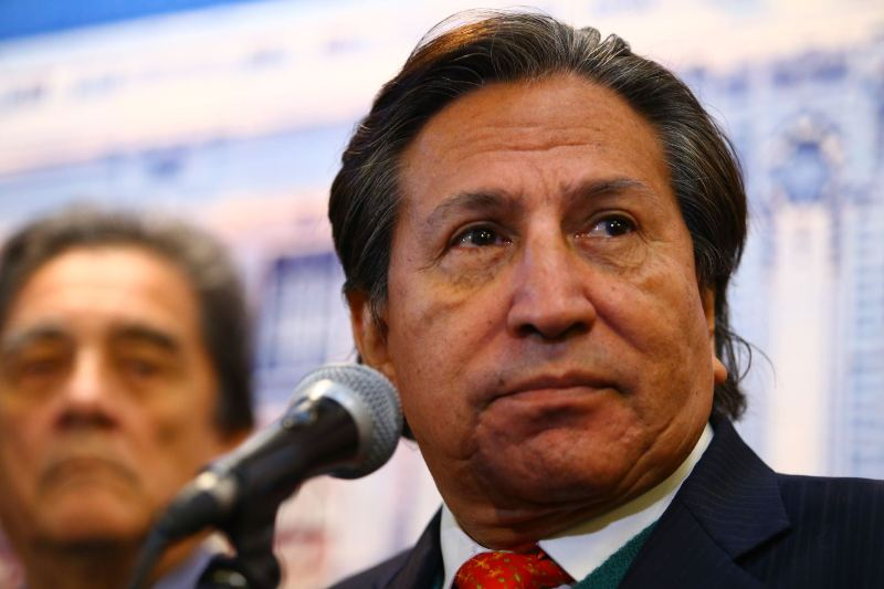 Alejandro Toledo indicted for money laundering