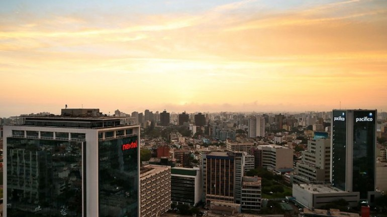 Forecasts for Peru's GDP in 2015 shift down