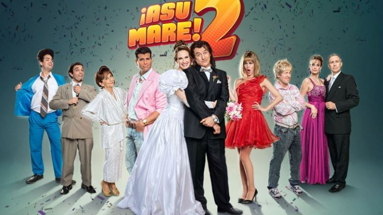Asu Mare 2 opens in theaters throughout Peru