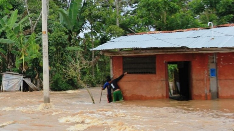 Eight dead in northern Peru as heavy rains continue