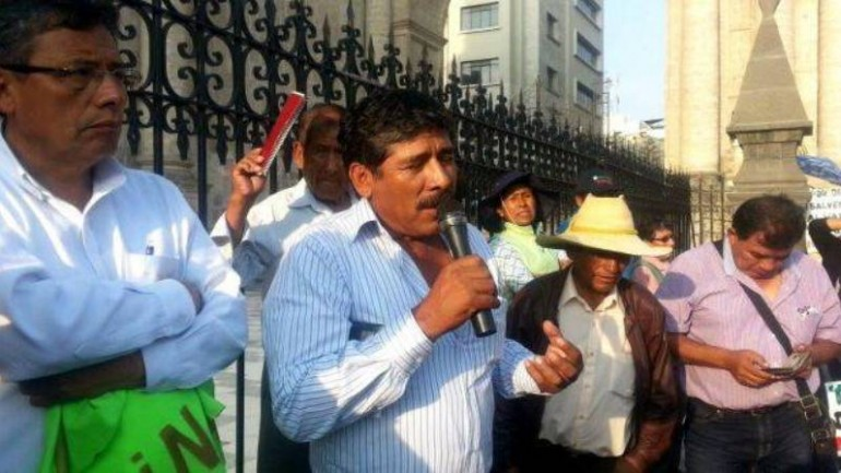 Tia Maria protest leaders walk out of talks in Arequipa