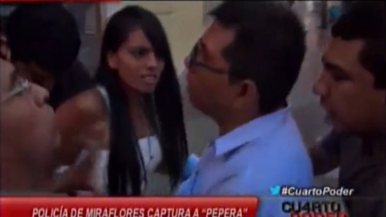'Pepera' gangs on the rise in Lima