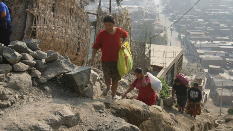 Poverty reduction slows with GDP growth