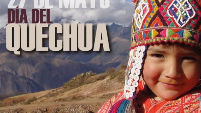 Quechua completes 40 years as an official language