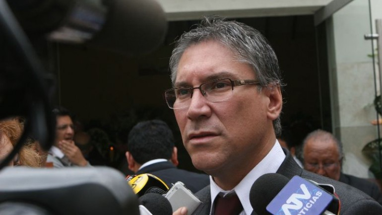 Former justice minister under Alan Garcia sentenced to four years