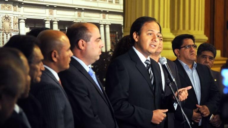 Belaunde captured, Fujimorista coalition looks to impeach justice minister