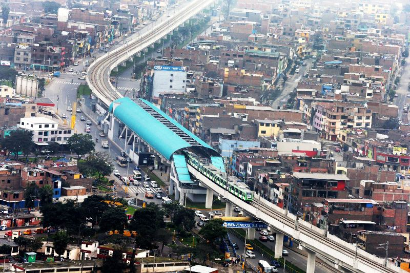 Construction To Begin On Second Line Of Lima Metro