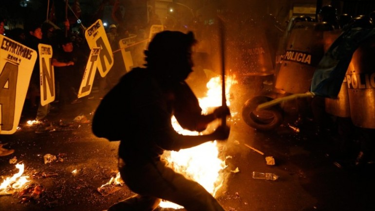 Unrest in Lima, Puno on last day of national Tia Maria strike