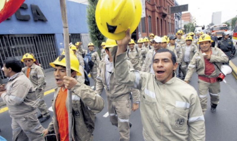 Mineworkers union strike fails to disrupt production