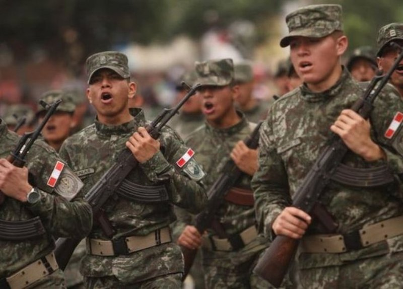 Government deploys armed forces ahead of national protests