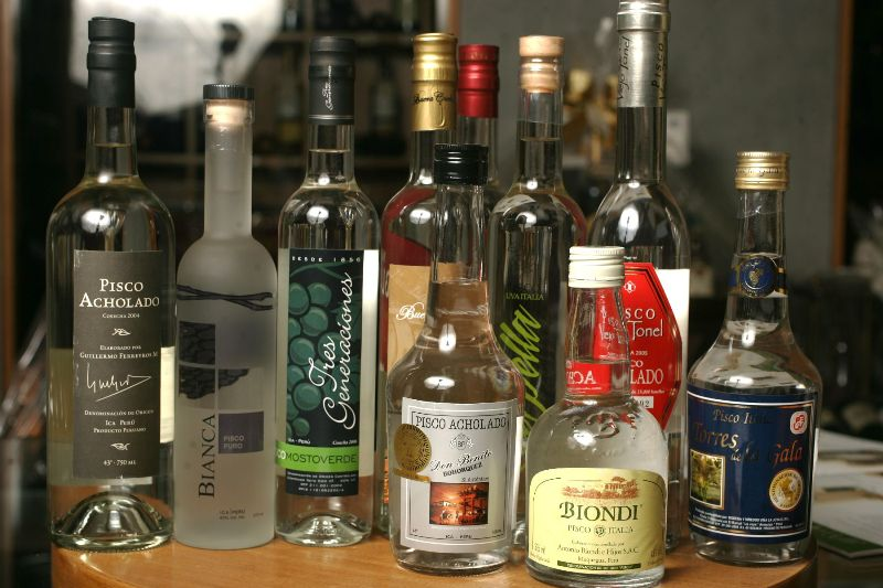 Growing demand for pisco drives global sales