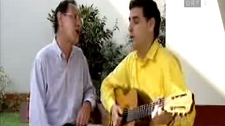 Ruben Florez, musician and father of Juan Diego Florez, dies aged 76