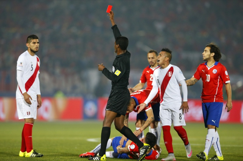 Peru out of Copa America finals after tough loss to Chile