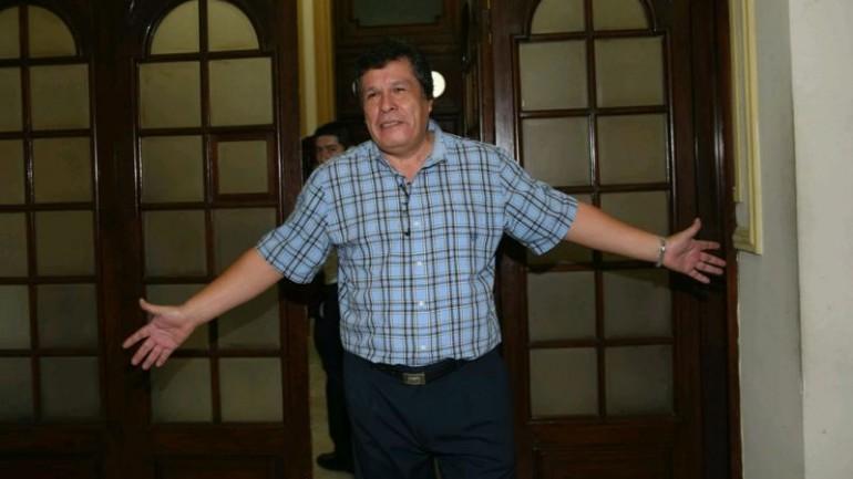 Suspended congressman delays Yovera expulsion