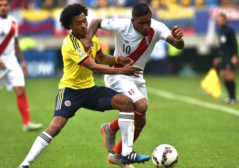 Peru advances to Copa America quarterfinals