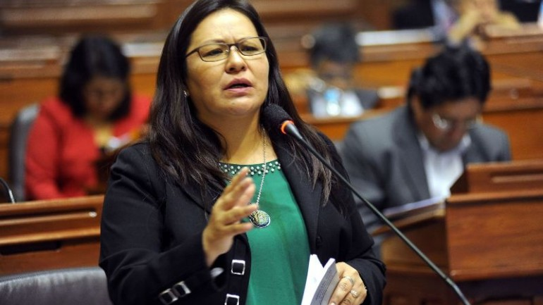 Congresswoman accused of hit-and-run