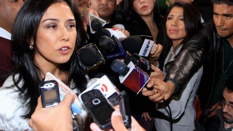 Belaunde commission to investigate Nadine Heredia
