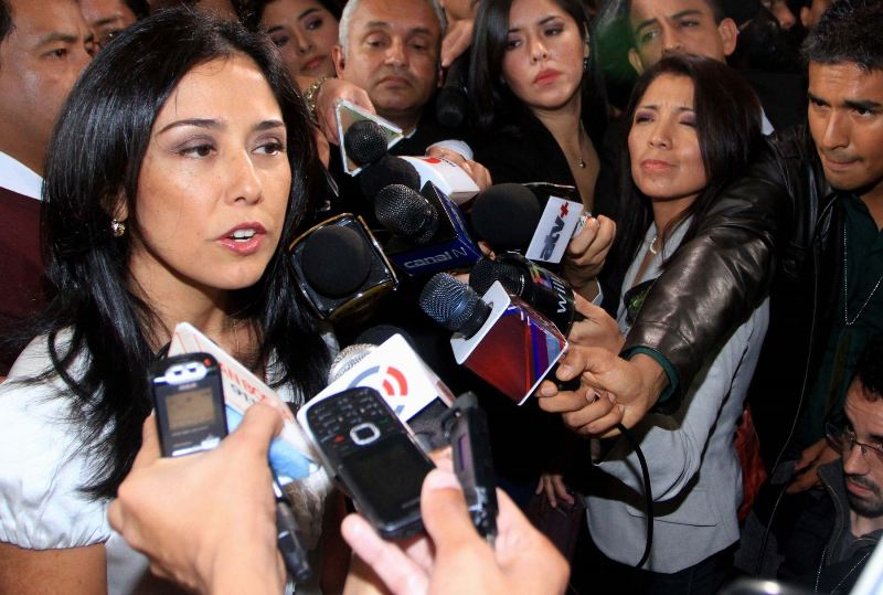 Belaunde commission to investigate Nadine Heredia