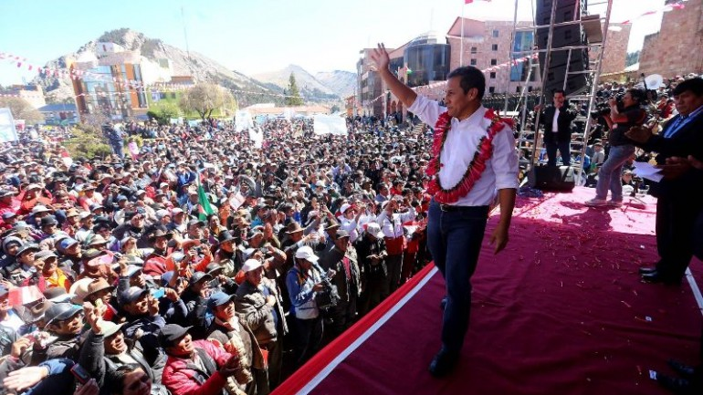 Humala cancels Lake Titicaca trout farm license
