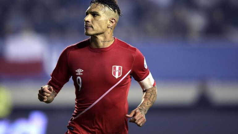 Peru to face Chile after Guerrero hat trick dispatches Bolivia