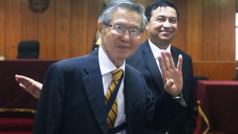 Alberto Fujimori requests court overturn prison sentence