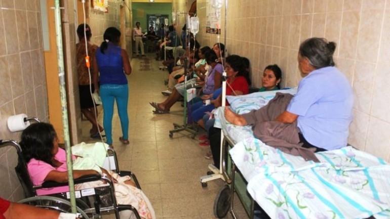 Mosquito-borne disease epidemic spreads in northern Peru