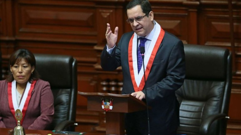 Humala's ruling party loses congressional presidency