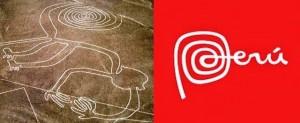 monkey nazca lines peru logo