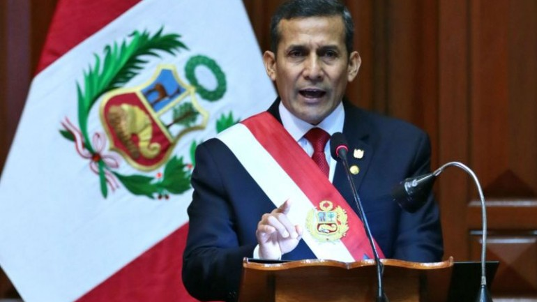 Summary: Humala's 2015 Message to the Nation