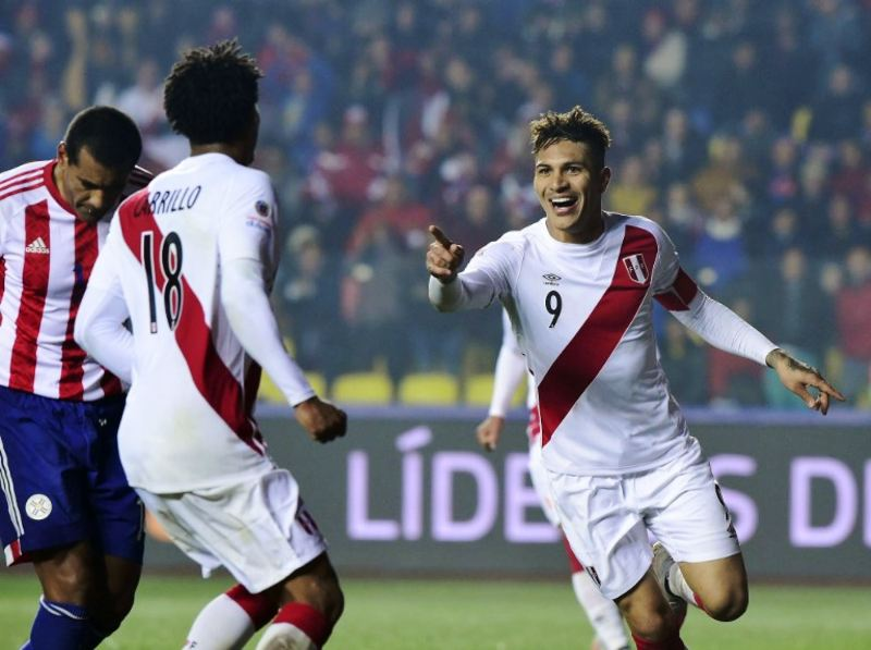 Peru beats Paraguay 2-0 to finish third in Copa America