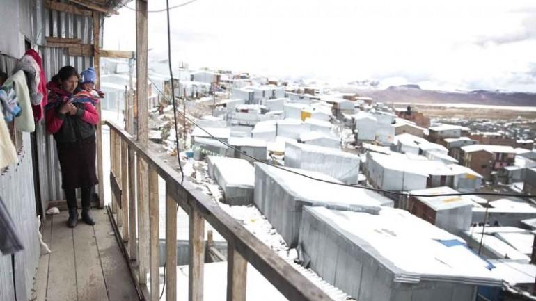 Freezing temperatures kill 15 children in southern Peru
