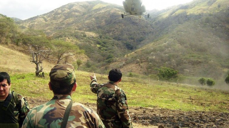 Four mining employees missing in northern Peru highlands