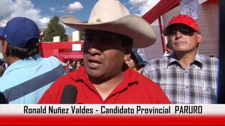 Provincial mayor murdered in southern Peru