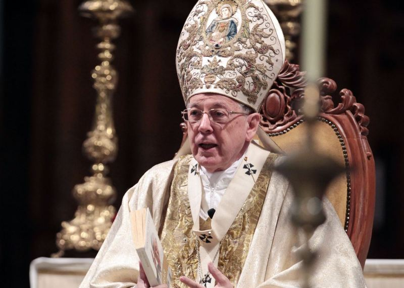 Newspaper cancels Lima archbishop's column over plagiarism