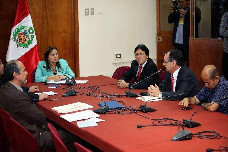 Peru's congress recommends criminal investigation of first lady