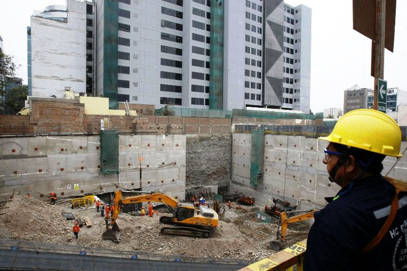 Peru enacts laws to combat construction industry extortion