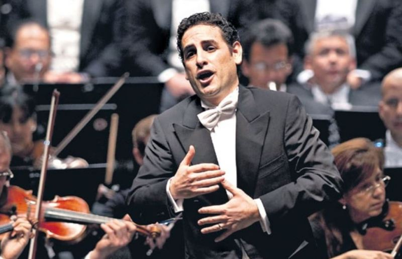 Juan Diego Florez to hold concert at National Stadium