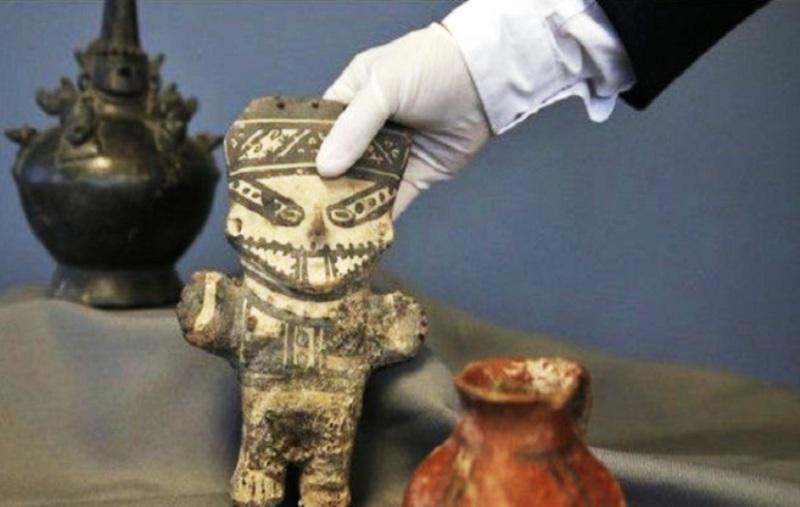 Argentina to return 4,500 artifacts to Peru and Ecuador