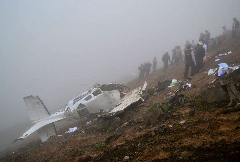 Private plane crashes in Lima, killing three