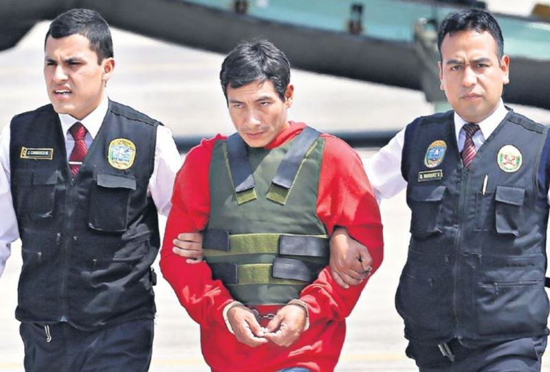 Two Shining Path leaders captured in southern Peru