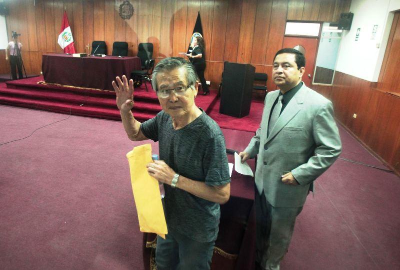 Peru: judge rejects appeal from Alberto Fujimori