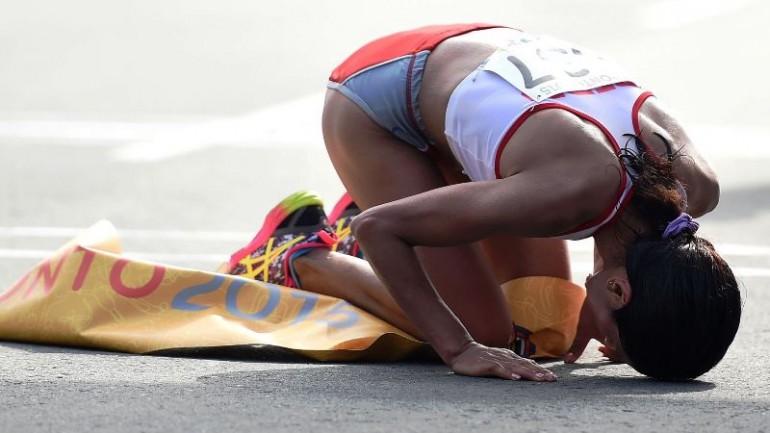 Pan Am Games to strip Peruvian marathoner's gold medal
