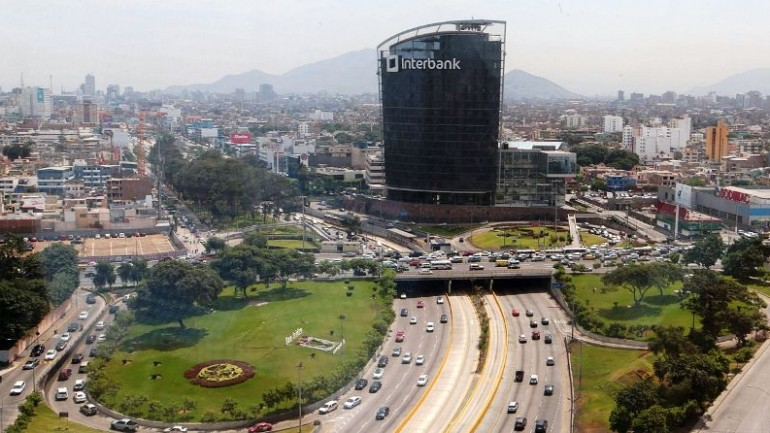 S&P downgrades five of Peru's top banks on slowing economy
