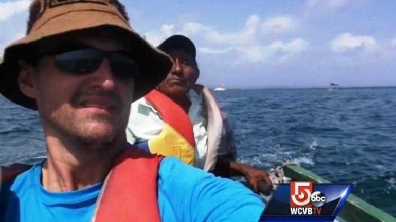 American biologist disappears off coast of Peru