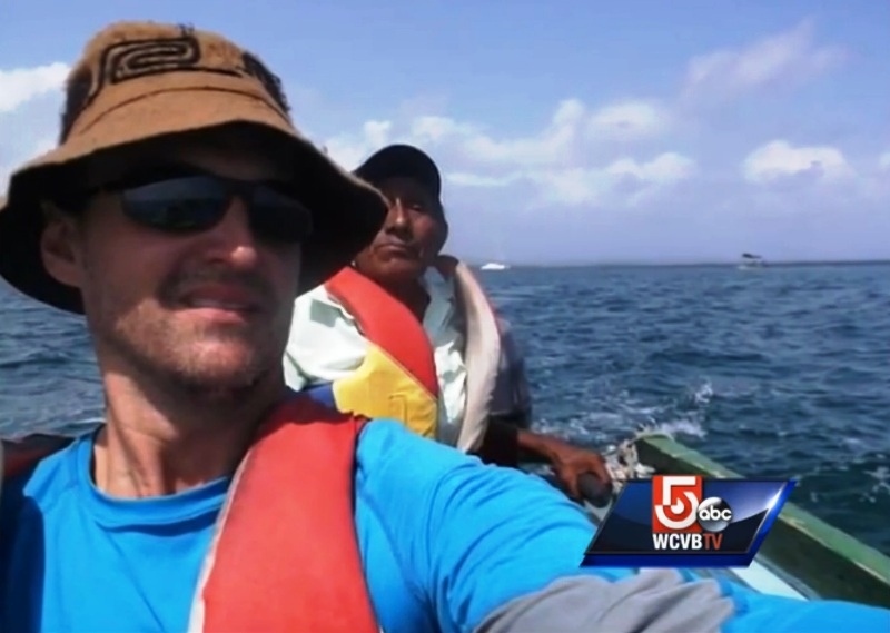 American biologist disappears off coast of Peru