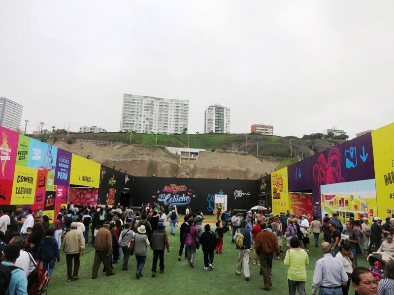 400,000 visitors attended Mistura