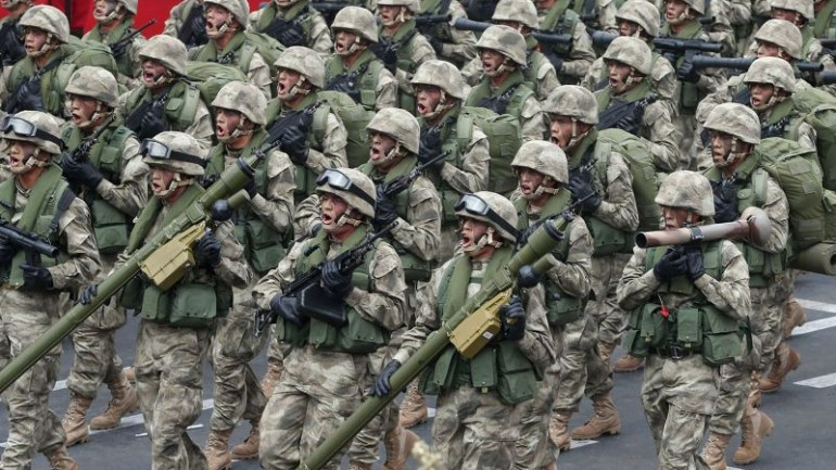 Alan Garcia calls for Peru's military to patrol streets